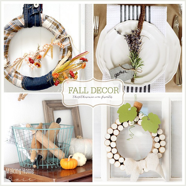 Best ideas about DIY Home Decor Blogs . Save or Pin DIY Home Decor Ideas The 36th AVENUE Now.