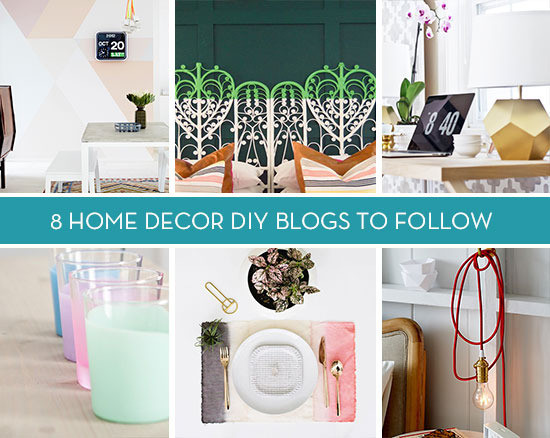 Best ideas about DIY Home Decor Blogs . Save or Pin 8 Home Decor DIY Blogs to Follow Curbly Now.