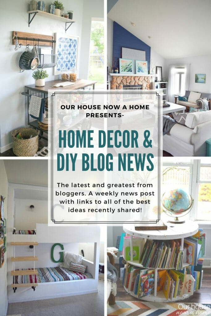 Best ideas about DIY Home Decor Blogs . Save or Pin Home decor & DIY blog news inspiring projects from this Now.