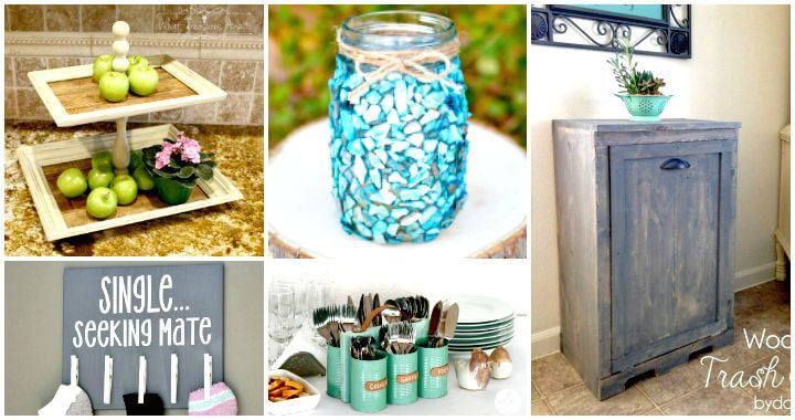 Best ideas about DIY Home Decor Crafts . Save or Pin 22 Genius DIY Home Decor Projects You Will Fall in Love with Now.