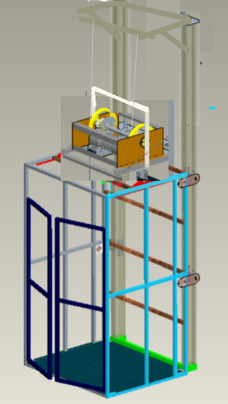 Best ideas about DIY Home Elevators . Save or Pin DIY Home Elevator Kit DIY 家用 電梯 套件和安裝 Now.