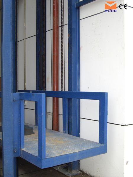 Best ideas about DIY Home Elevators . Save or Pin The Lead rail cargo lift is also named freight lift It is Now.
