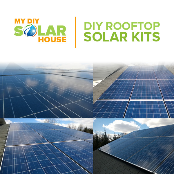 Best ideas about DIY Home Solar Kits . Save or Pin DIY Home Solar DIY Rooftop Solar Kits for your Home Now.