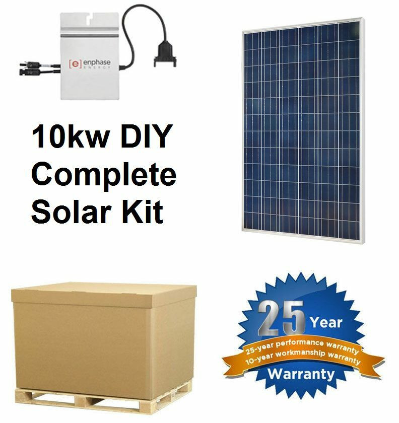 Best ideas about DIY Home Solar Kits . Save or Pin Solar Panel Kit with Enphase m215 Do It Yourself for Now.