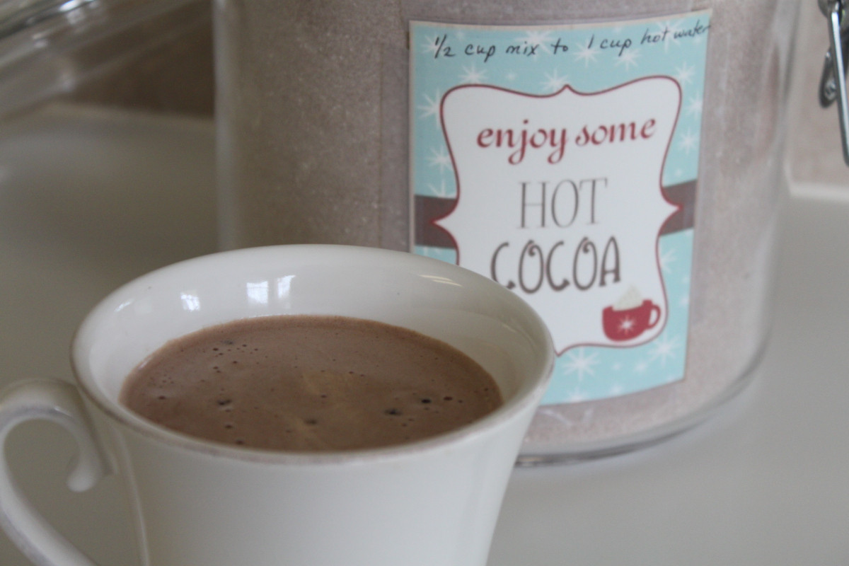 """Best ideas about DIY Hot Cocoa Mix . Save or Pin Homemade """"Instant"""" Hot Cocoa Mix Now."""