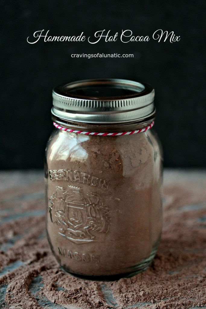 Best ideas about DIY Hot Cocoa Mix . Save or Pin Homemade Hot Cocoa Mix Recipe Now.
