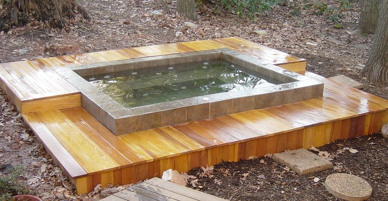 Best ideas about DIY Hot Tub Kit . Save or Pin 9 Awesome DIY Hot Tubs Refined Guy Now.