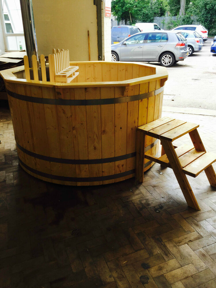 Best ideas about DIY Hot Tub Kit . Save or Pin WOOD FIRED HOT TUB DIY KIT DIY WOODEN HOT TUB FULL KIT Now.