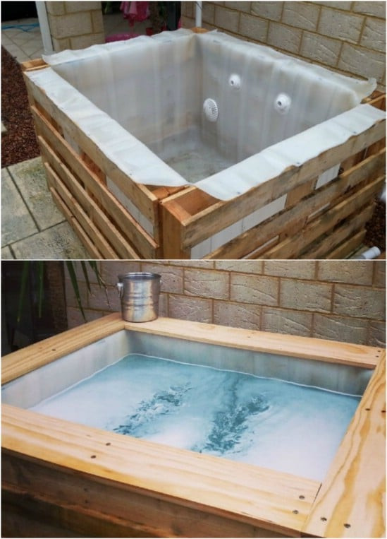 Best ideas about DIY Hot Tub Kit . Save or Pin 12 Relaxing And Inexpensive Hot Tubs You Can DIY In A Now.