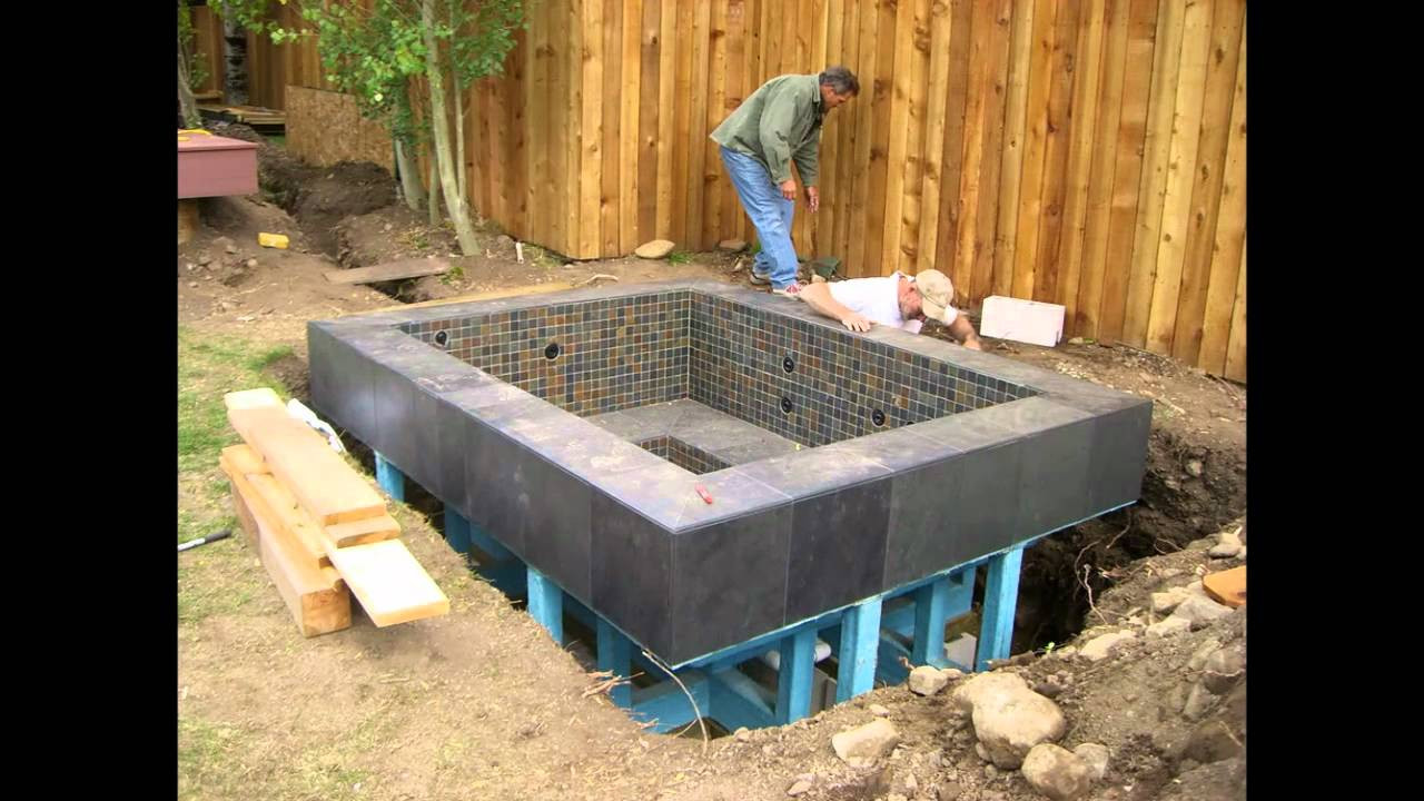 Best ideas about DIY Hot Tub Kit . Save or Pin DIY Challenge Build Your Own Hot Tub Shelter Now.