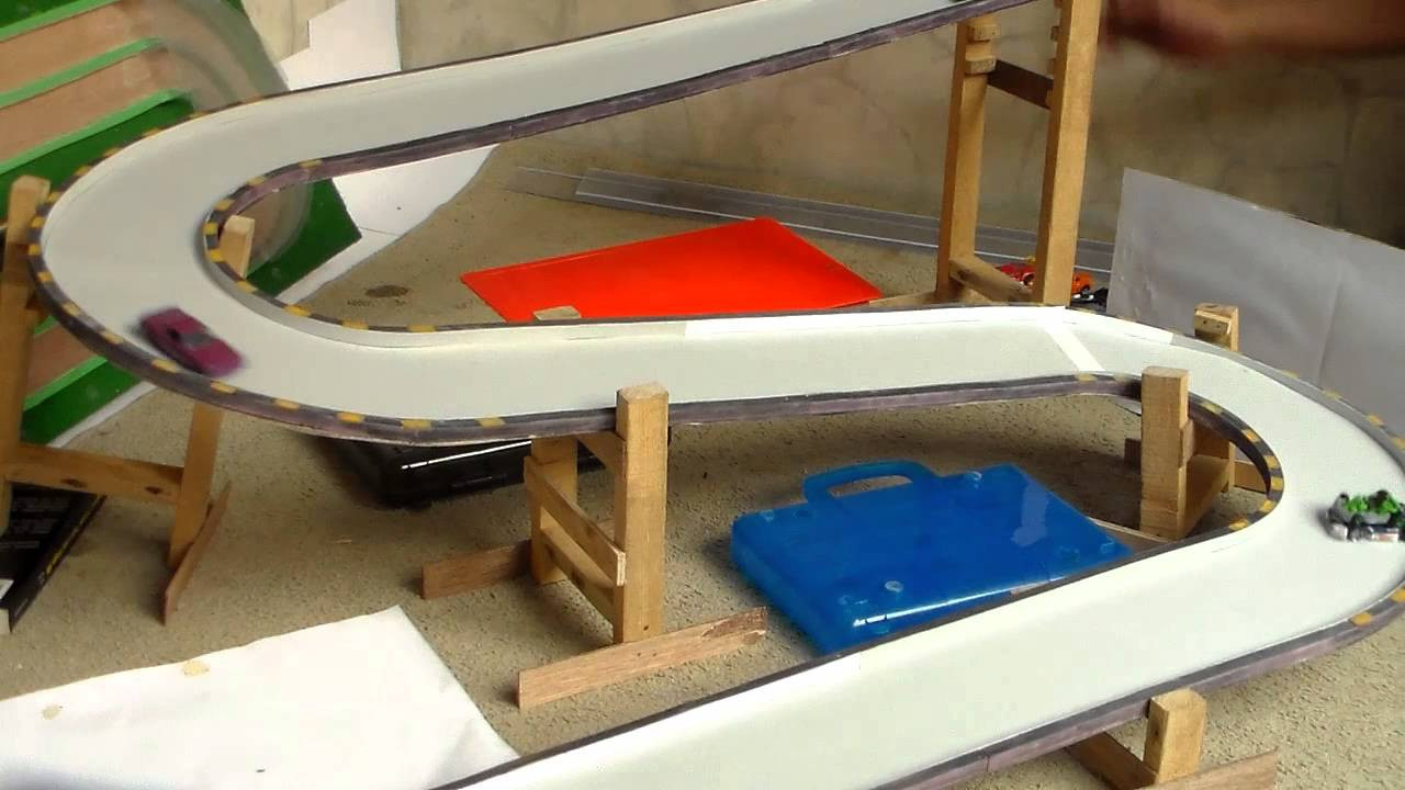 Best ideas about DIY Hot Wheels Track . Save or Pin DIY Spiral Track Hot Wheels Drift Now.