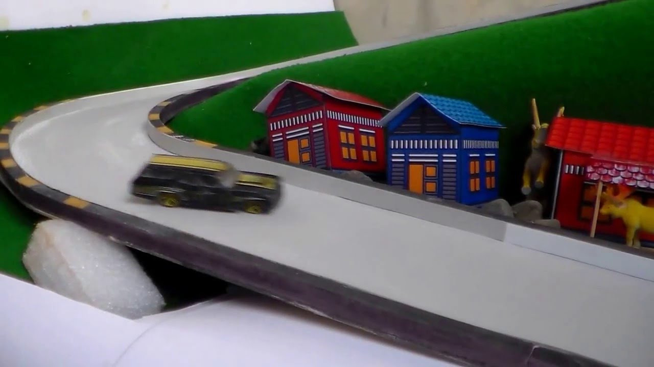 Best ideas about DIY Hot Wheels Track . Save or Pin Fast Hot Wheels Drift Track DIY Now.