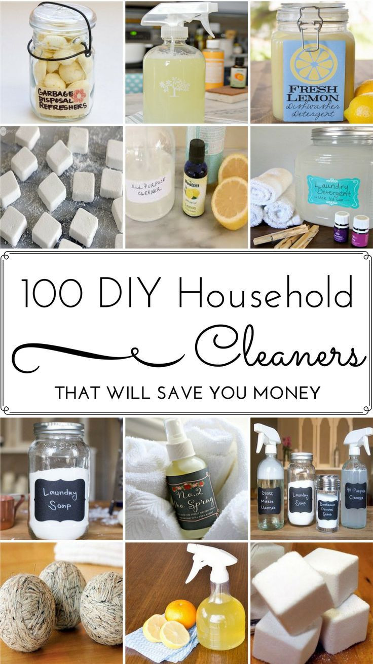 Best ideas about DIY House Cleaning . Save or Pin 100 DIY Household Cleaner Recipes That Will Save You Money Now.