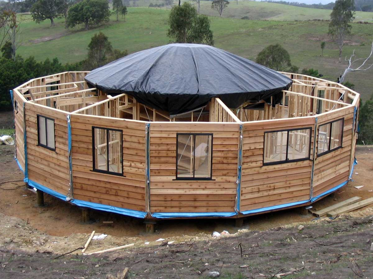 Best ideas about DIY House Kits . Save or Pin Goulburn Yurtworks Now.