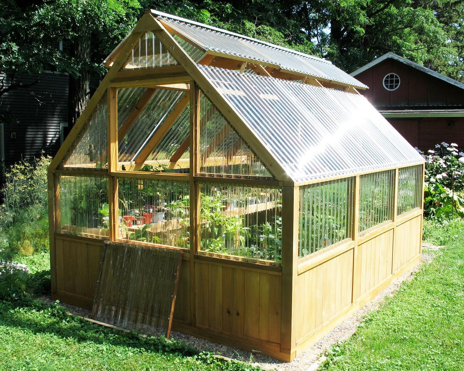 Best ideas about DIY House Kits . Save or Pin DIY Greenhouse Plans and Greenhouse Kits Lexan Now.