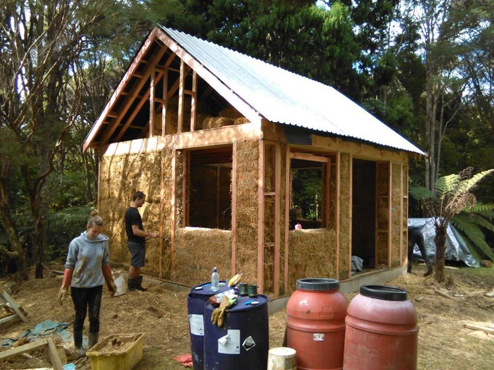 Best ideas about DIY House Kits . Save or Pin Our Attempt At Building A Small Straw Bale House For $15 000 Now.