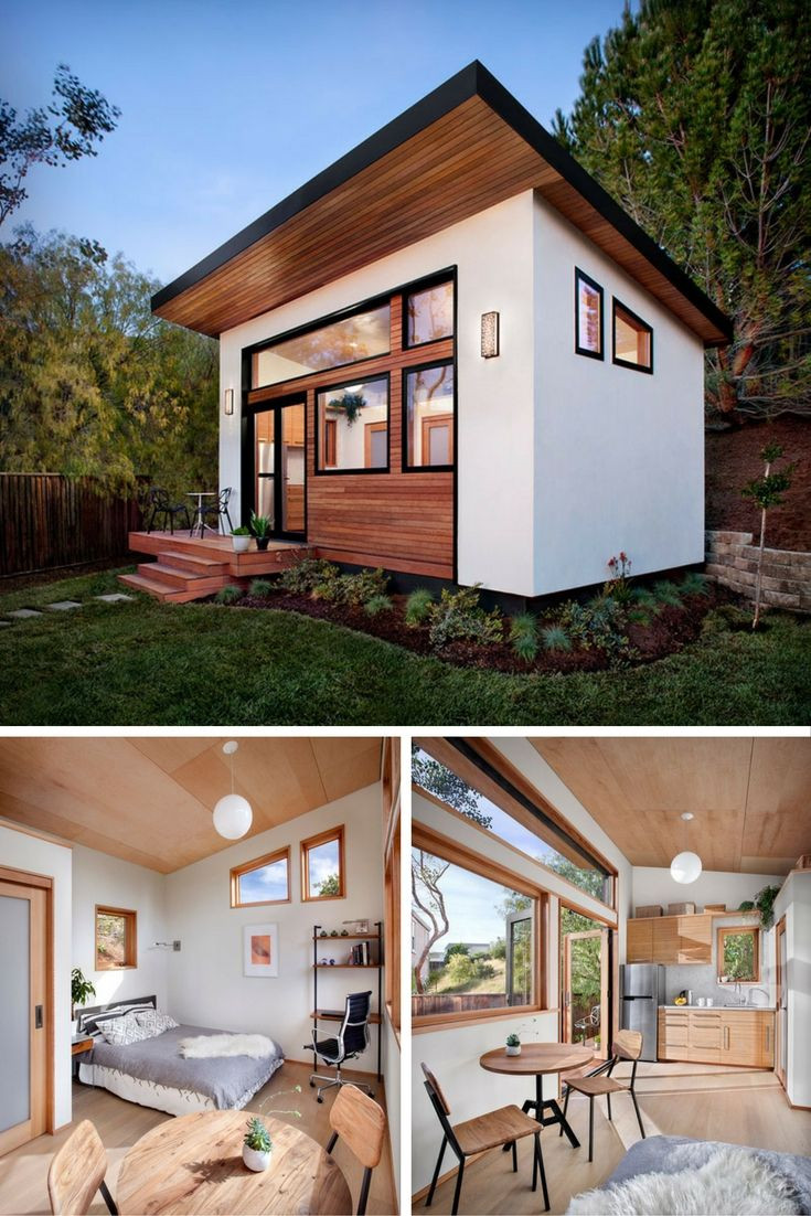 Best ideas about DIY House Kits . Save or Pin The Britespace prefab home A 264 sq ft home that es Now.