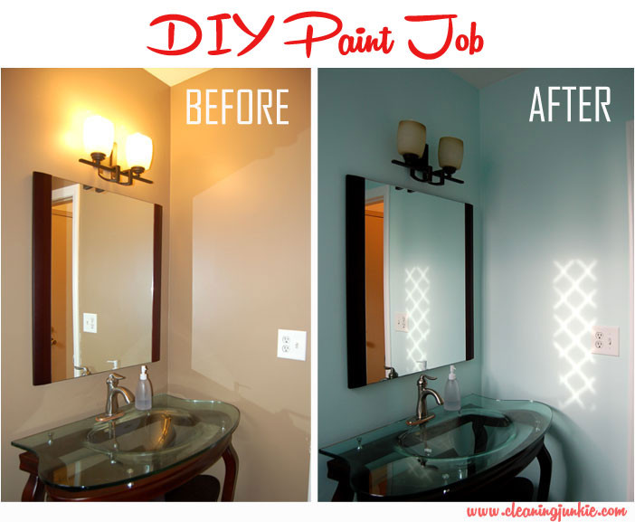 Best ideas about DIY House Painting . Save or Pin DIY Paint Job – Week 7 – DIY Home Projects Now.