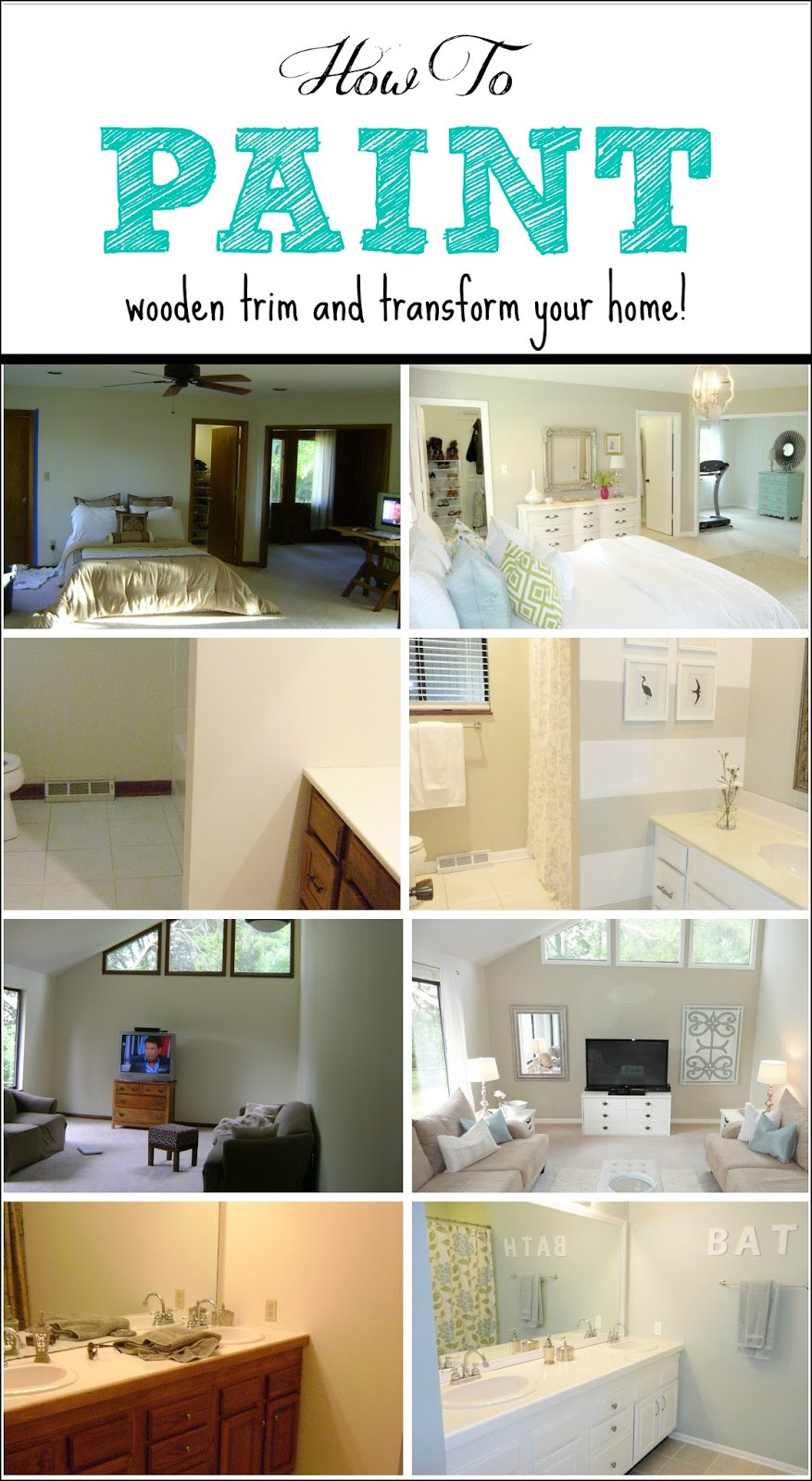 Best ideas about DIY House Painting . Save or Pin Sire Design Daily 10 Home Improvement Ideas How To Make Now.