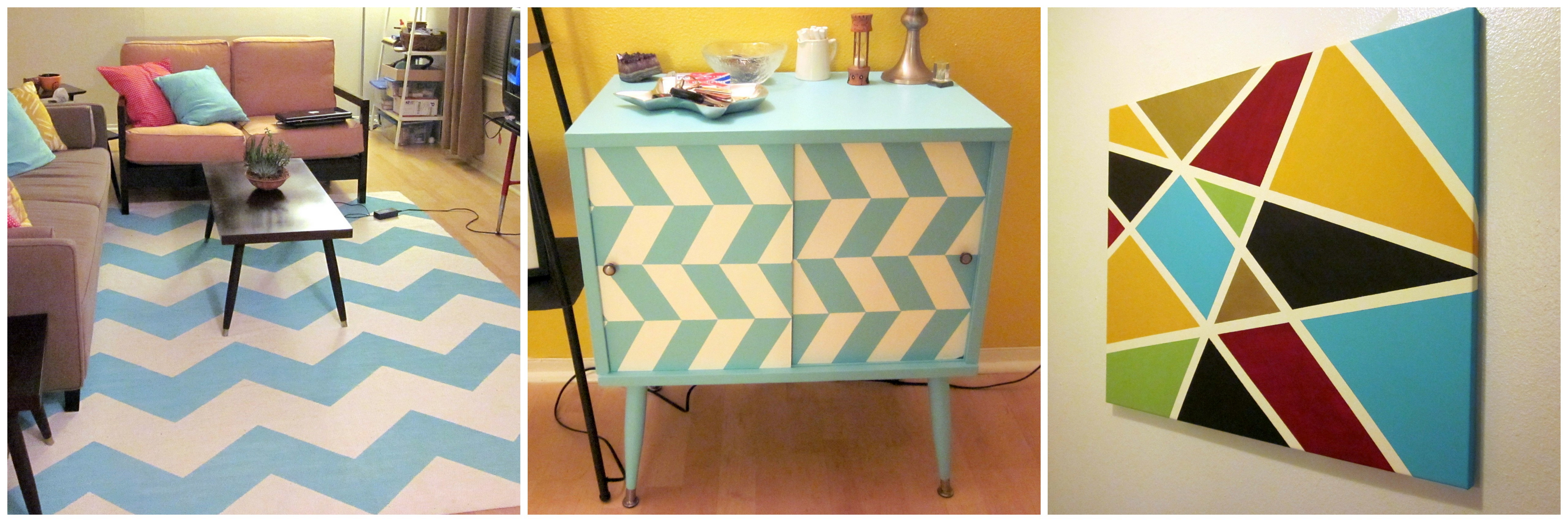 Best ideas about DIY House Painting . Save or Pin Painting By Tape – Semi DIY Home Decor Now.