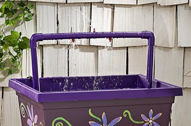 Best ideas about DIY Hummingbird Bath . Save or Pin Hummingbird Mister DIY Bird Bath Birds and Blooms Now.