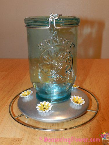 Best ideas about DIY Hummingbird Feeder Mason Jar . Save or Pin Diy Projects With Old Barn Wood Diy Hummingbird Feeder Now.