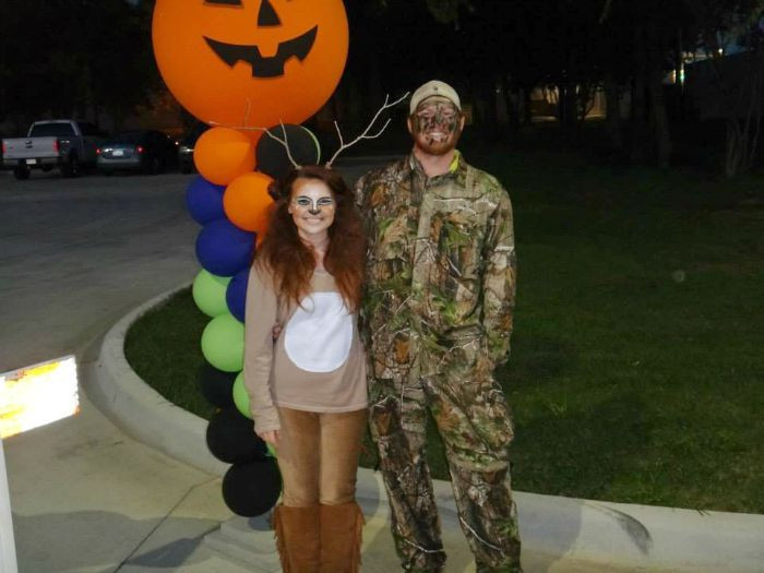 Best ideas about DIY Hunter Costume . Save or Pin Easy DIY Halloween Costumes from my Child at Heart Readers Now.