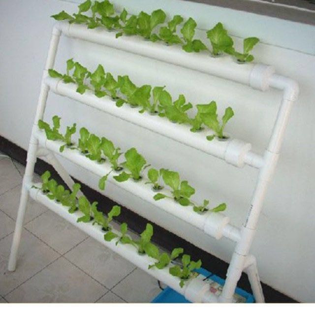 Best ideas about DIY Hydroponic Systems Plans . Save or Pin DIY Hydroponics System NFT Gardening on Carousell Now.