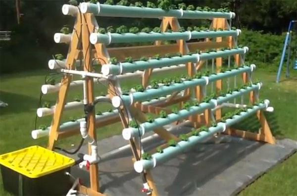 Best ideas about DIY Hydroponic Systems Plans . Save or Pin How To Grow 168 Plants In A 6 X 10 Space With A DIY A Now.
