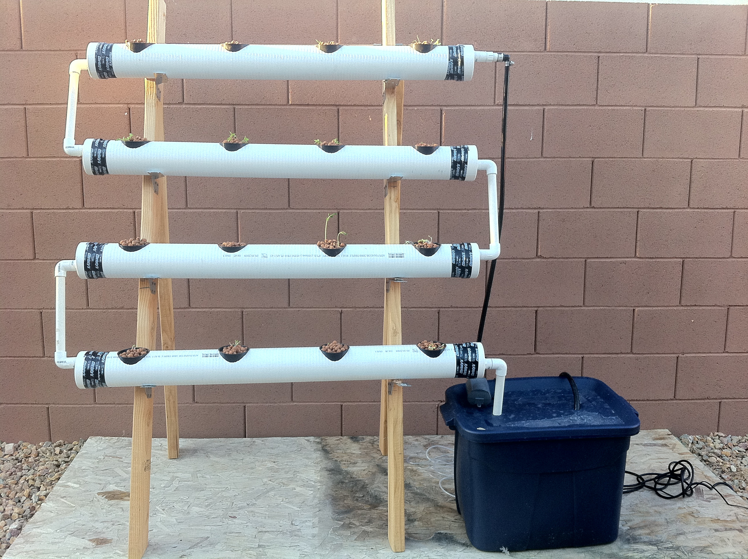 Best ideas about DIY Hydroponic Systems Plans . Save or Pin Small Hydroponic Kit Diy Aquaponics – Quickly Build Your Now.