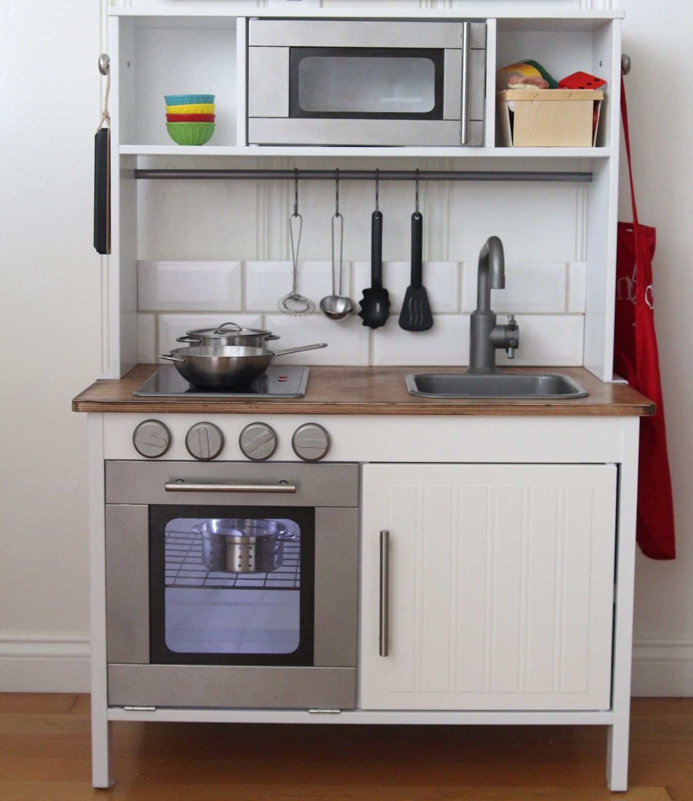 Best ideas about DIY Ikea Kitchen . Save or Pin sandpaper and silly putty it s all in the details Now.