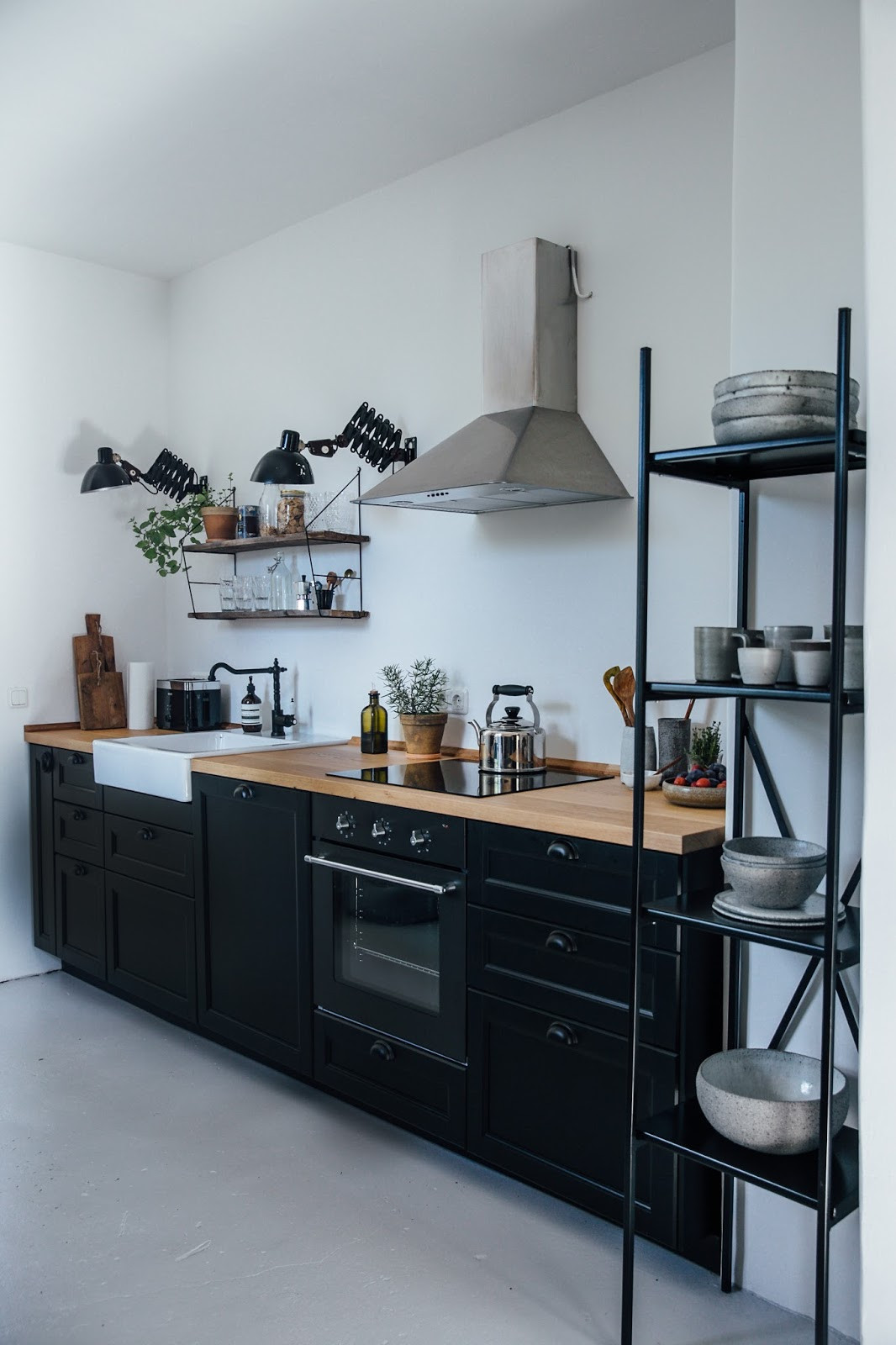 Best ideas about DIY Ikea Kitchen . Save or Pin Kitchen of the Week A DIY Ikea Country Kitchen for Two Now.