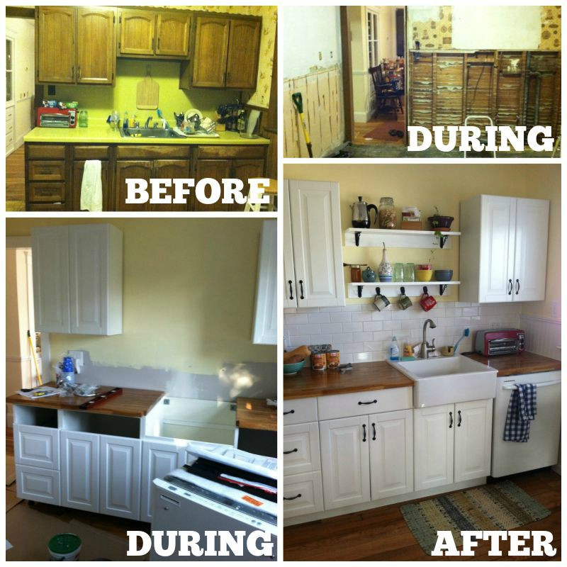 Best ideas about DIY Ikea Kitchen . Save or Pin DIY kitchen cabinets IKEA vs Home Depot Now.