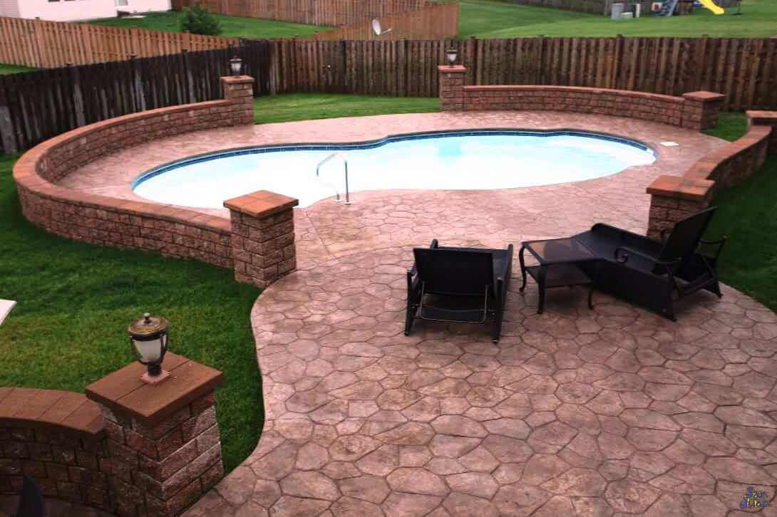 Best ideas about DIY In Ground Pool Kits . Save or Pin Inground Pool Kits Now.