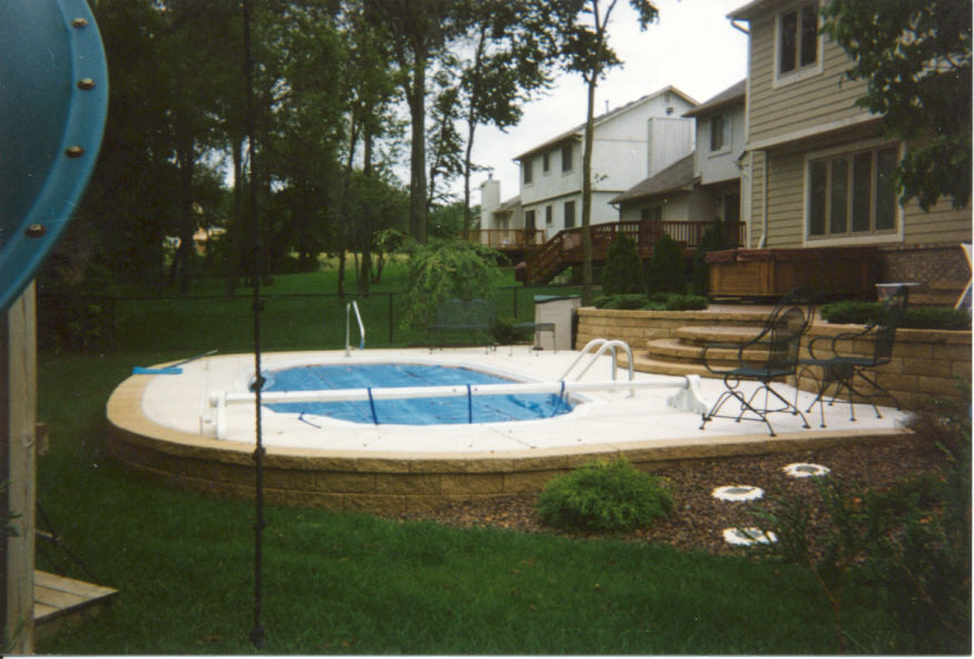 Best ideas about DIY In Ground Pool Kits . Save or Pin Inground Pool Kits Do it Yourself Inground Pools Vinyl Pool Now.
