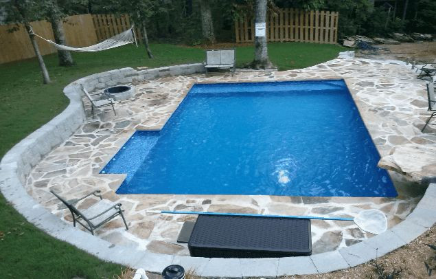 Best ideas about DIY In Ground Pool Kits . Save or Pin DIY Inground Pools Kits home Now.