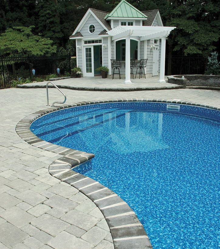 Best ideas about DIY In Ground Pool Kits . Save or Pin Do it Yourself Inground Swimming Pool Kits Now.