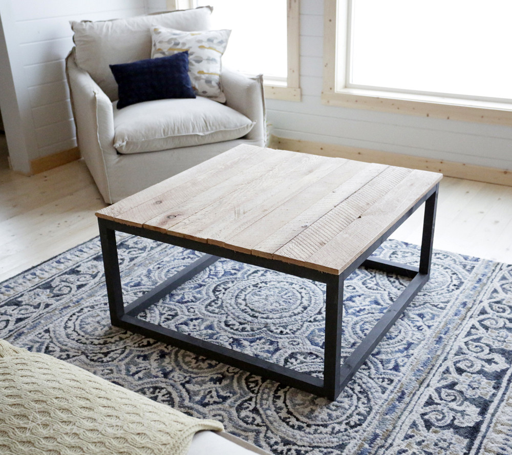 Best ideas about DIY Industrial Coffee Table . Save or Pin Ana White Now.