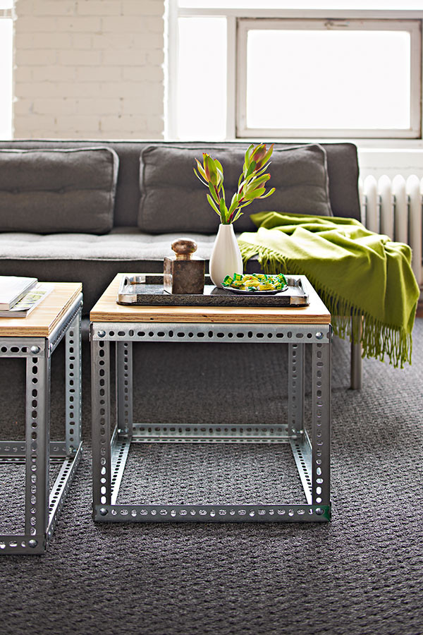 Best ideas about DIY Industrial Table . Save or Pin Gorgeous DIY Coffee Tables 12 Inspiring Projects to Upgrade Now.