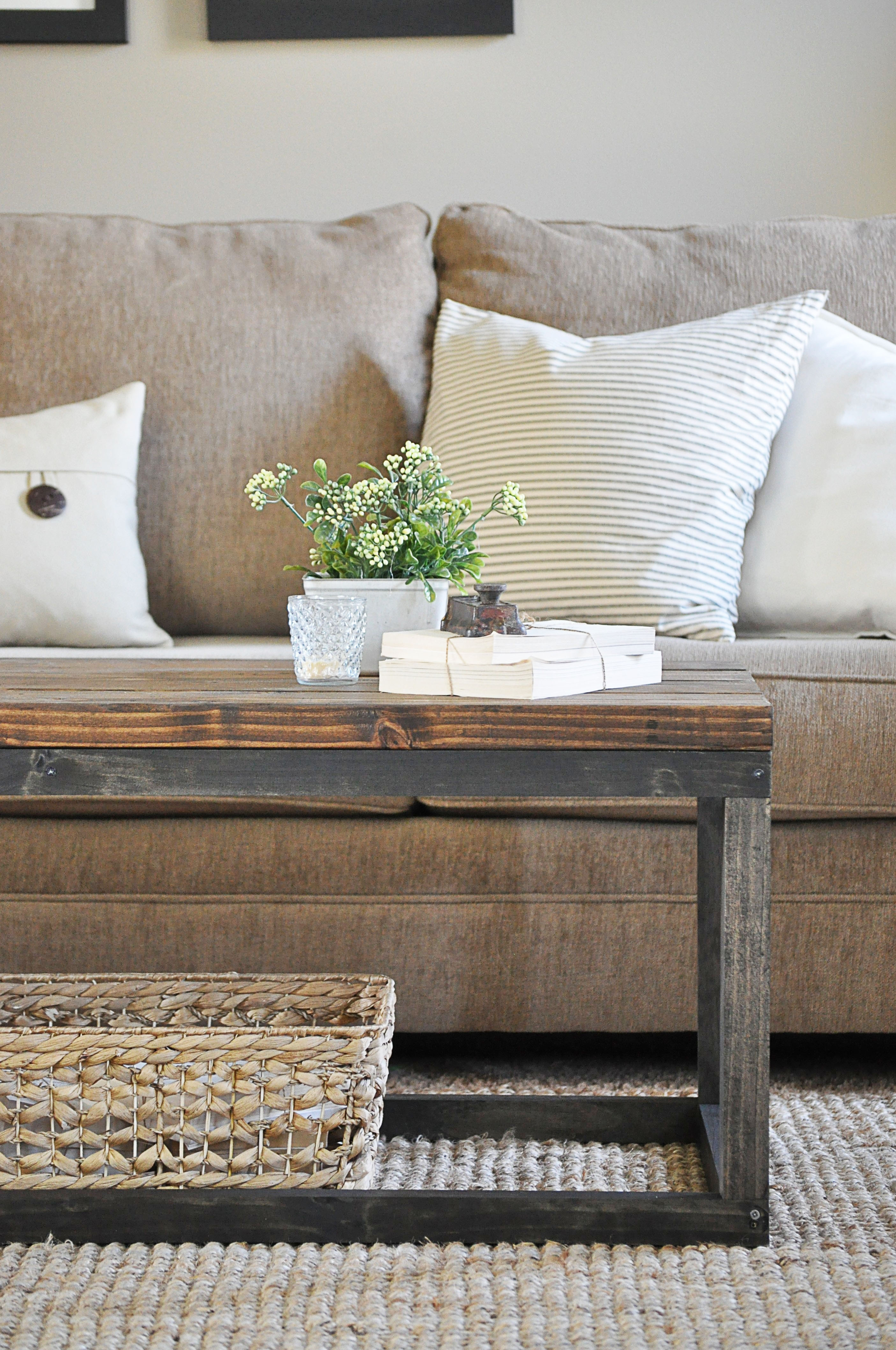 Best ideas about DIY Industrial Table . Save or Pin Industrial Coffee Table Little Glass Jar Now.