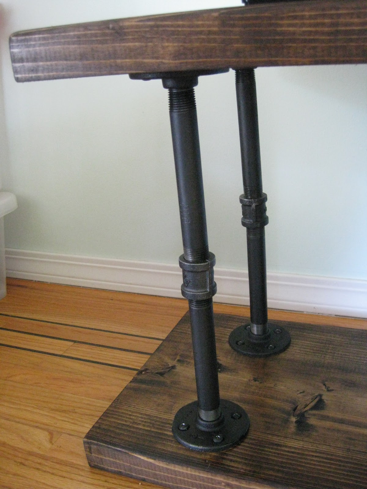 Best ideas about DIY Industrial Tv Stand . Save or Pin Life Designed DIY Industrial TV Console Now.
