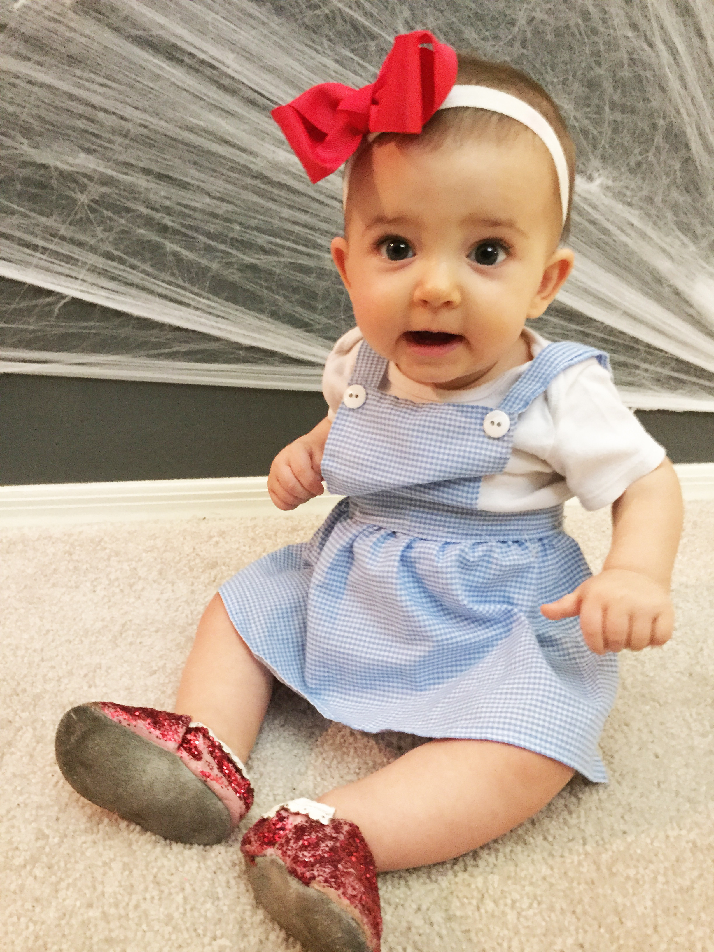 Best ideas about DIY Infant Costume . Save or Pin DIY Family Halloween Costume Ideas A Happier Home Now.