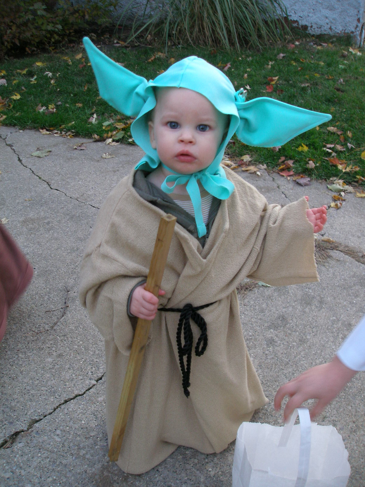 Best ideas about DIY Infant Costume . Save or Pin Super Savings DIY Star Wars Costumes Baby Yoda Princess Now.