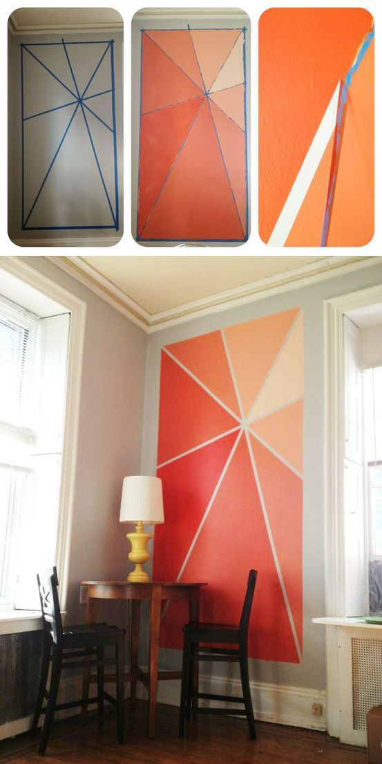 Best ideas about DIY Interior Painting . Save or Pin Best 25 Diy wall painting ideas on Pinterest Now.