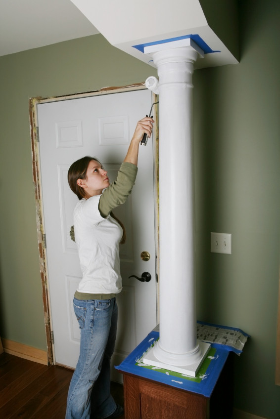 Best ideas about DIY Interior Painting . Save or Pin Thinking of Painting Your Home Yourself Learn How With D Now.