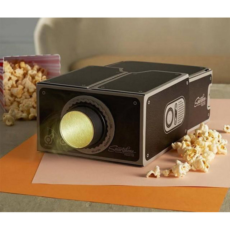 Best ideas about DIY Iphone Projector . Save or Pin Buy DIY Cardboard Smartphone Projector For iPhone Android Now.