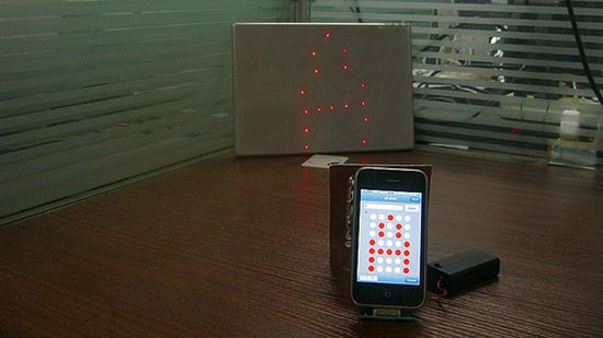 Best ideas about DIY Iphone Projector . Save or Pin DIY iPhone Laser Matrix Projector Now.