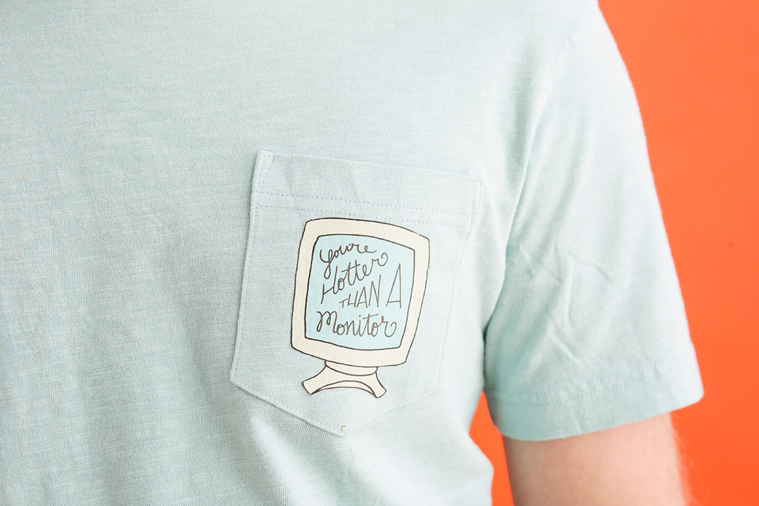 Best ideas about DIY Iron On Transfers . Save or Pin 20 Funky DIY Iron Transfer Projects Now.