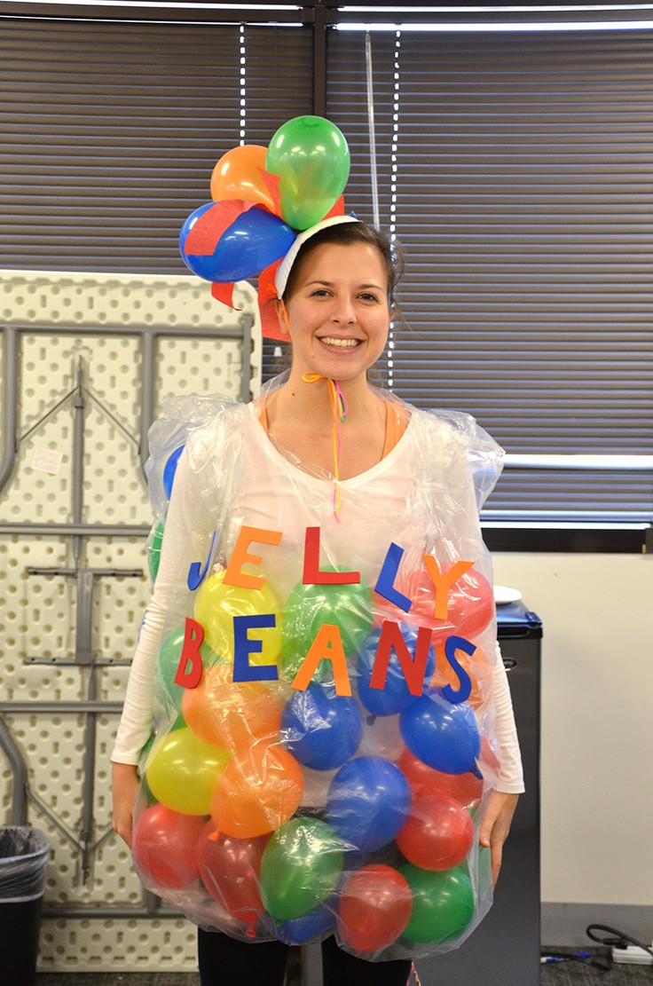 Best ideas about DIY Jelly Bean Costume . Save or Pin Emma as jelly beans Cvent Halloween Now.