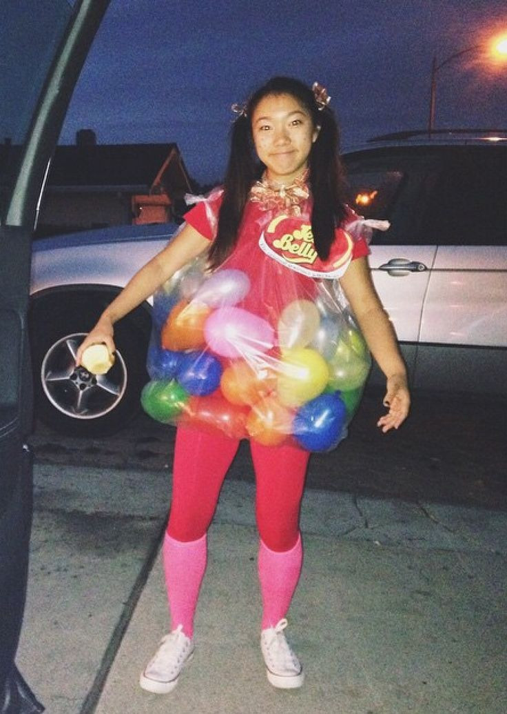Best ideas about DIY Jelly Bean Costume . Save or Pin DIY jelly bean costume for halloween DIY Now.